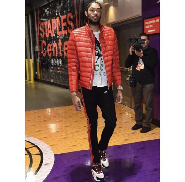4cc84850b NBA Fashion: Brandon Ingram Wears Moncler, Gucci And Amiri ...