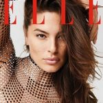 Plus Size Fashion Model Ashley Graham Covers The February 2019 Issue Of Elle
