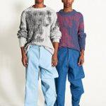 Fashion Models: Amin And Amir Butler For KA WA KEY Fall/Winter 2019 Collection