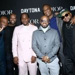 Luxury House Dior Honors Grammy Nominated Rapper Pusha T In Los Angeles