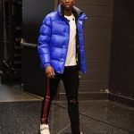 NBA Style: Hamidou Diallo Outfitted In Moncler, Givenchy, Amiri And Gucci