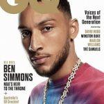 NBA Player Ben Simmons Covers GQ Australia