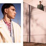Fashion Model And Boxer Alexis Chaparro For L'Officiel Hommes Ukraine