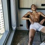 Model And Dancer Ben Joseph-Hukin By Greg Vaughan