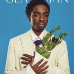 Actor Caleb McLaughlin For The Glass Magazine
