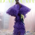 Fashion Model Amilna Estêvão For Harper's Bazaar Arabia