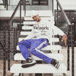 Passion For Fashion: Shareef O'Neal Dressed In Palm Angels