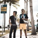 Photo Diary: Shareef & Myles O'Neal Spotted Vacaying In Miami