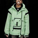Styling On Em: YBN Almighty Jay's $3,900 Balenciaga Men's Twinset Parka And $950 Dior x Kaws Sweatshirt