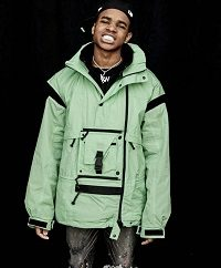 362e8ef995d33 Styling On Em: YBN Almighty Jay's $3,900 Balenciaga Men's Twinset Parka And  $950 Dior x Kaws Sweatshirt · Meek Mill ...