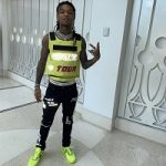 "Swae Lee Rocks Lafamilia Tour & The 10: Off-White x Nike Air Force 1 Low ""Volt"" Sneakers"