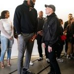 LeBron James Celebrates New John Elliott xNikeLeBron James Icon Sneaker In West Hollywood With Star-Studded Party