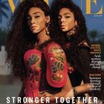 Fashion Models: Winnie Harlow And Shahad Salman Cover Vogue Arabia