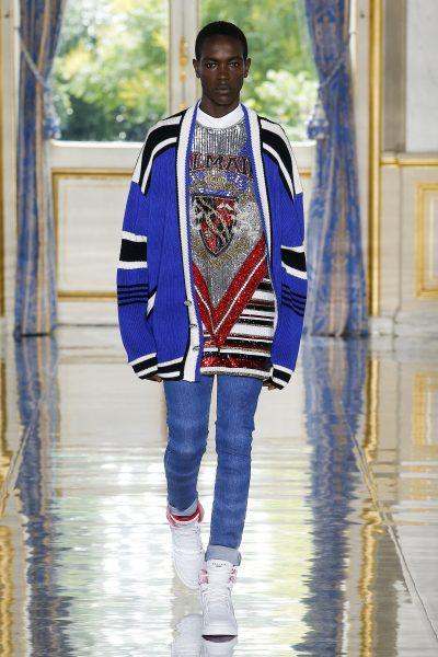 f41ea0fb Paris Fashion Week Men's: House Of Balmain Is Turning Its Men's Runway Show  Into A Music Festival