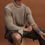 Fashion Model Cordell Broadus Photographed In Paris By Alex Raduan