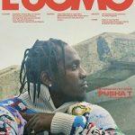 Hip-Hop Star Pusha T Covers L'Uomo Vogue