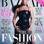 September 2019 Issue: Alicia Keys Covers Harper's Bazaar