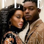 September 2019 Issue: Winnie Harlow And Stephan James For Elle Canada