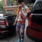 Style Diary: A-Boogie Wit Da Hoodie Outfitted In Dior, Amiri, Hermes, Puma, JJ Grant NYC And Christian Louboutin