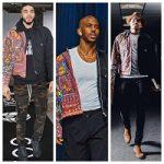 NBA Style: Jayson Tatum, Chris Paul & Tobias Harris Wear A Sevin Kasran Indo Worker Jacket