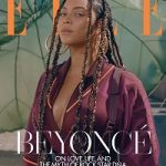 Beyoncé Covers The January 2020 Issue Of Elle Magazine