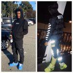 High School Basketball: Joshua Christopher & Dior Johnson Rock Virgil Abloh'sOff-White x Nike Air Force 1