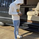 NBA Player Ja Morant Styles In Gucci