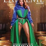 Remy Ma Covers LaPalme Magazine