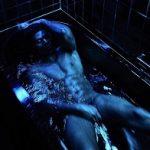 Bathtub And Shower Series: Model Karon Byers