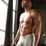 Deven Hubbard Posed In Calvin Klein Underwear