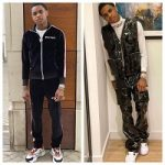 Memorial Day Fashion: YBN Almighty Jay Styles In Palm Angels & Made By Rich God