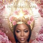 Naomi Campbell Is The First Ever Global Brand Face Of Pat McGrath Labs