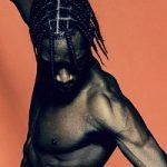 Fashion Model Nathaniel Carty Lensed By Photographer Malike Sidibe