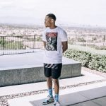 Professional Boxer Devin Haney Outfitted In Off-White & Nike SB Dunk Low Ben & Jerry's Chunky Dunky Sneakers