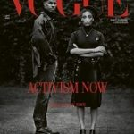 September 2020 Issue: Marcus Rashford & Adwoa Aboah Cover British Vogue