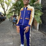 Michael Rainey Jr. Outfitted In Gucci And Alexander McQueen