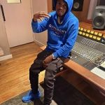 Rapper Lil T Jay Wears Givenchy, Moncler And Balenciaga