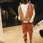 NBA Player Caris LeVert Dressed In Namesake, Public Villa And Jordan 5 Retro Off-White Sail