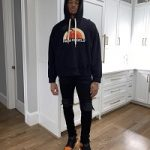 NBA Fashion: Paul Washington Jr. Rocks Palm Angels, Amiri And Jordan 1 Retro High Shattered Backboard 3.0