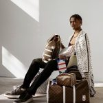 NBA Player Shai Gilgeous-Alexander Fronts Louis Vuitton x NBA Capsule Collection