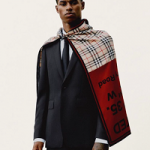 Burberry Teams With Marcus Rashford On Charity Projects