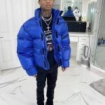 """Swae Lee Wears An Entire Studios PFD Puffer Jacket And Nike Air Max Plus 3 """"Catching Fire"""" Sneakers"""
