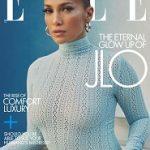 Jennifer Lopez Fronts Elle's February 2021