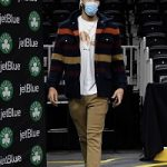 NBA Fashion: Jayson Tatum Wears Lanvin, Palm Angels And Dolce & Gabbana