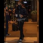 Memphis Grizzlies's Kyle Anderson Bundled-Up In Rick Owens x Moncler, Plus Styled In Fear Of God And Air Jordan 3 Retro 'UNC' Sneakers