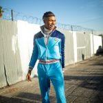 Rapper Nle Choppa Draped In Gucci