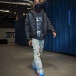 Shai Gilgeous-Alexander Outfitted In Louis Vuitton, Vlone x Endless And Off-White x Nike Air Force 1