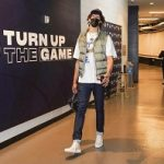 NBA Fashion: Jaxson Hayes Styles In Dior And Heron Preston