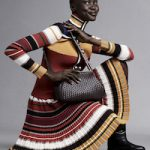 Weekend Max Mara Teams Up With Supermodel Alek Wek For Latest Capsule