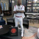Lil Durk, Dion Waiters Wear A Louis Vuitton LVXNBA Basketball Short-Sleeved Shirt